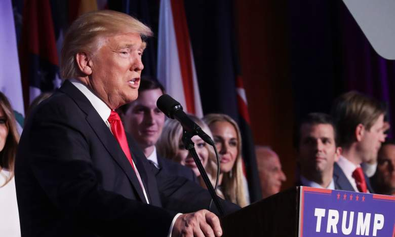 Donald Trump, Registered voters, How many voters voted, 2016 election numbers