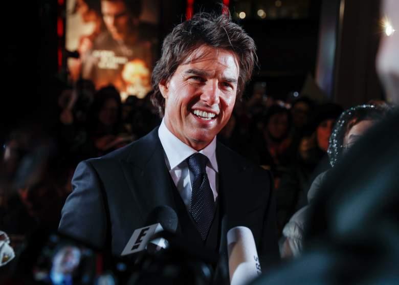 Tom Cruise, Tom Cruise Jennifer Hammon, Tom Cruise girlfriend