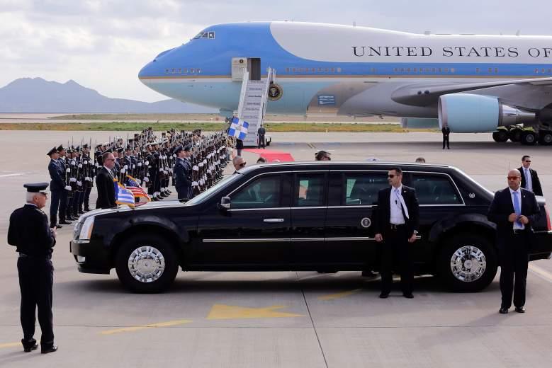 Secret Service agents, Secret Service Barack Obama, Secret Service agents greece