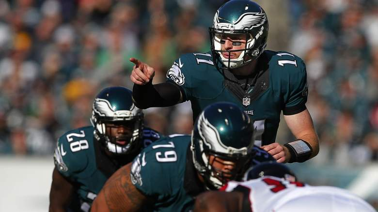 seattle seahawks, philadelphia eagles, start time, tv channel, kickoff, viewing info, broadcasters, nfl week 11 schedule