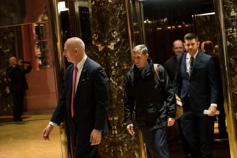 Michael G Flynn Trump Tower, Michael Flynn son, Michael G Flynn trump tower meeting