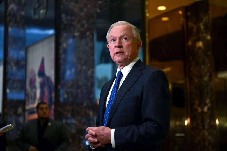 Jeff Sessions Trump Tower, Jeff Sessions Donald Trump, Jeff Sessions trump tower meeting