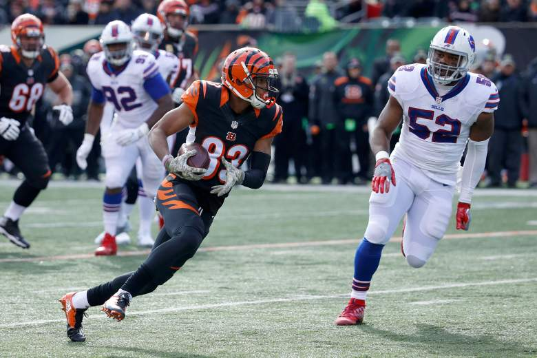 tyler boyd, waiver wire, top best pickups, week 12, who, players,