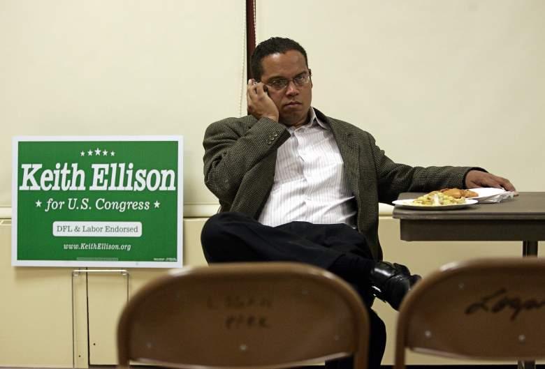 Keith Ellison 2006, Keith Ellison 2006 campaign, Keith Ellison Congressional Campaign
