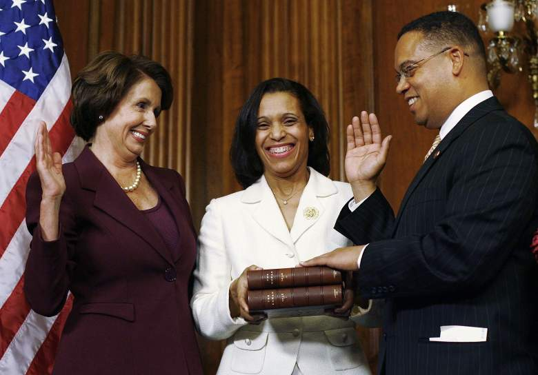 Kim Ellison Keith, Keith Ellison wife, Keith Ellison swearing in