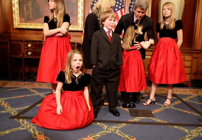 Michael McCaul, Homeland Security Secretary, Texas Represenative, Michael McCaul family
