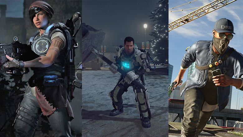 Hottest Xbox One Games 2016
