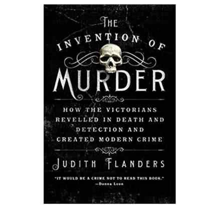 invention of murder book