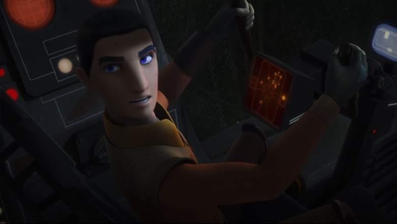 Ezra Bridger, Iron Squadron, Star Wars Rebels, Iron Squadron recap, Iron Squadron review