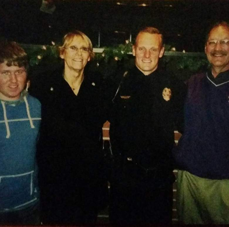 Justin Martin, Iowa police victim, Iowa police shooting, Scott Michael Greene