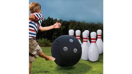 large bowling set