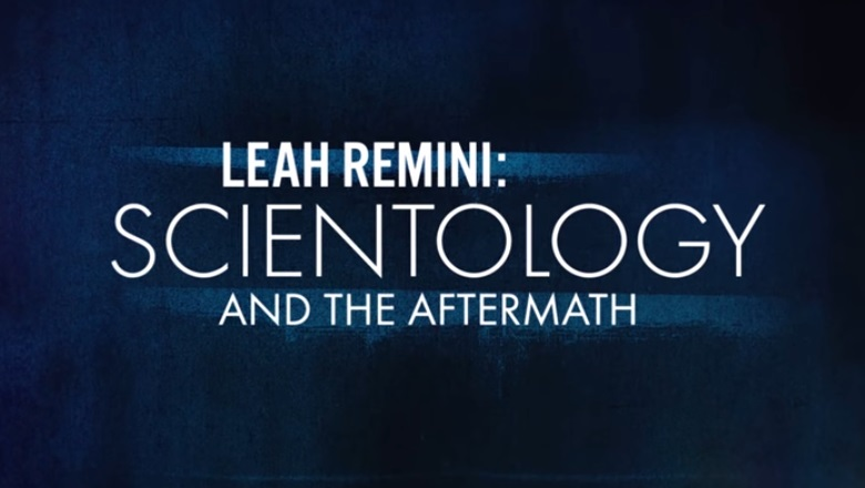 Leah Remini Scientology And The Aftermath, Leah Remini Scientology And The Aftermath Series, Church Of Scientology Leah Remini, Dienetics
