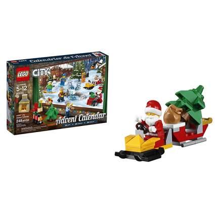 lego city advent calendar kit