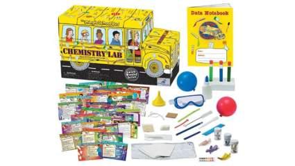 magic school bus chemistry