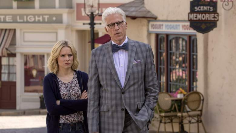 The Good Place, NBC, Kristen Bell, Ted Danson