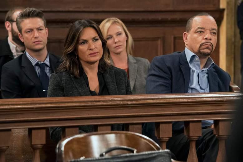 Law & Order: SVU, Law & Order cast, Law & Order SVU