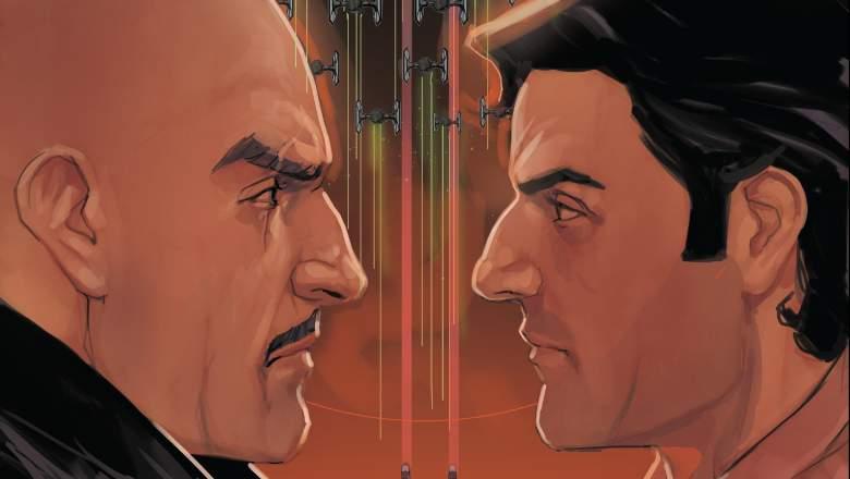 Marvel comics, Phil Noto Poe Dameron, Poe Dameron 8