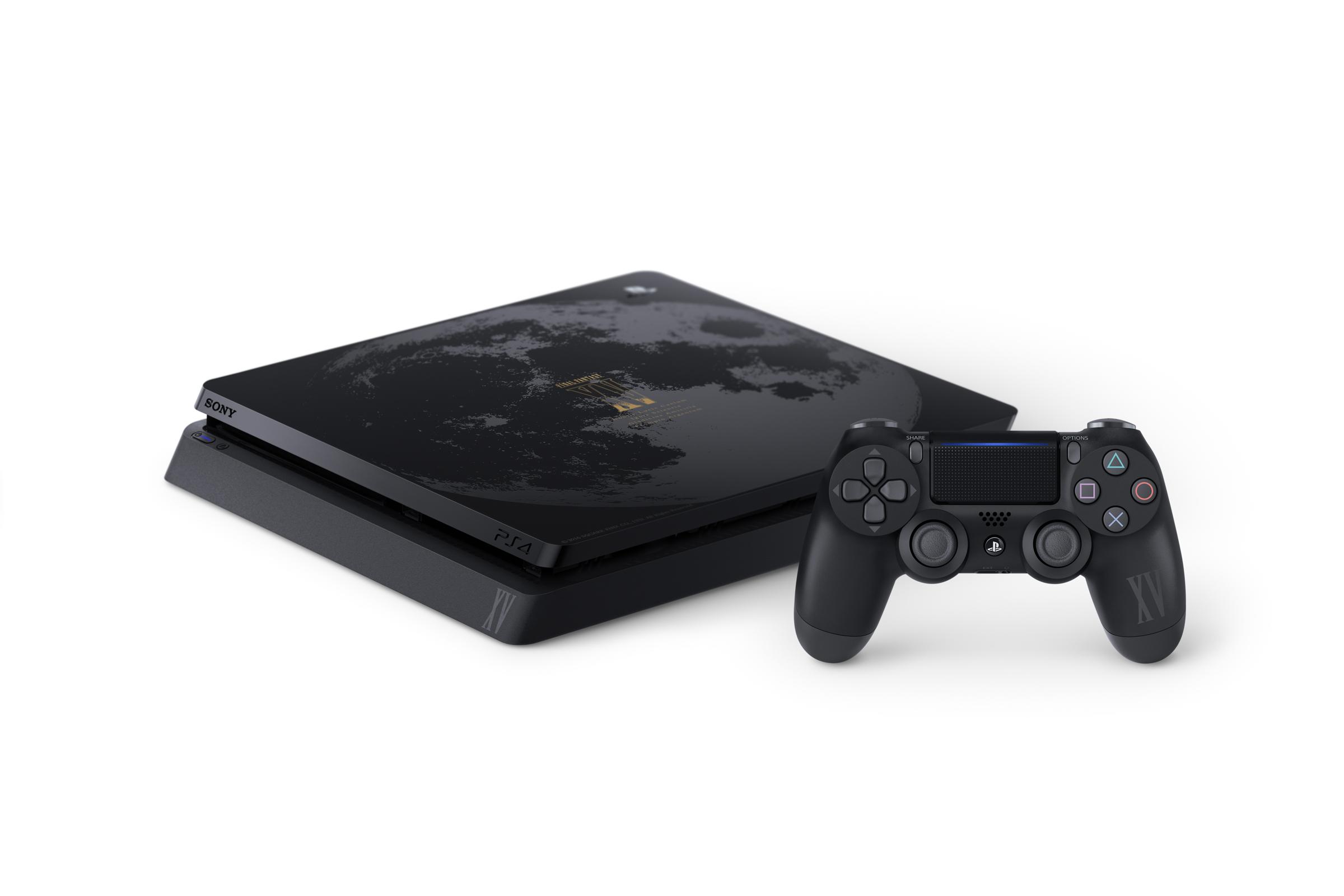 FF XV Luna PS4 Slim