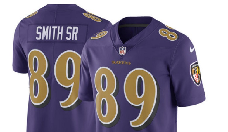 Baltimore Ravens Color Rush Jerseys Hats Shirts 2016 Heavy Com