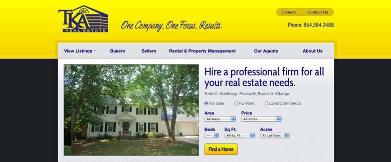 Todd Kohlhepper Real Estate