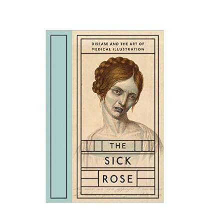 sick rose book
