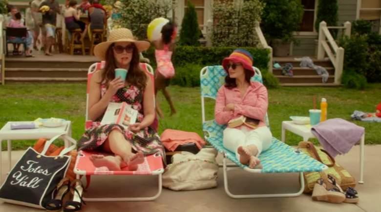 Gilmore Girls, Gilmore Girls Netflix Spoilers, Gilmore Girls Episode 3 Netflix, Gilmore Girls Netflix Summer Episode Recap