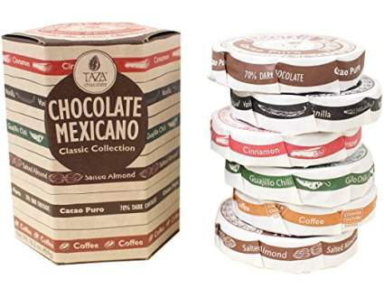 mexican hot chocolate, mexican chocolate, chocolate gifts