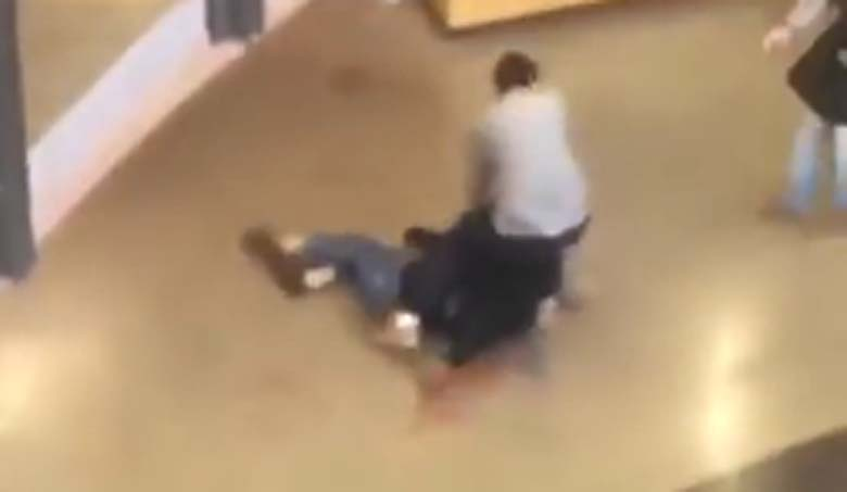 Abbotsford High School Stabbing Video