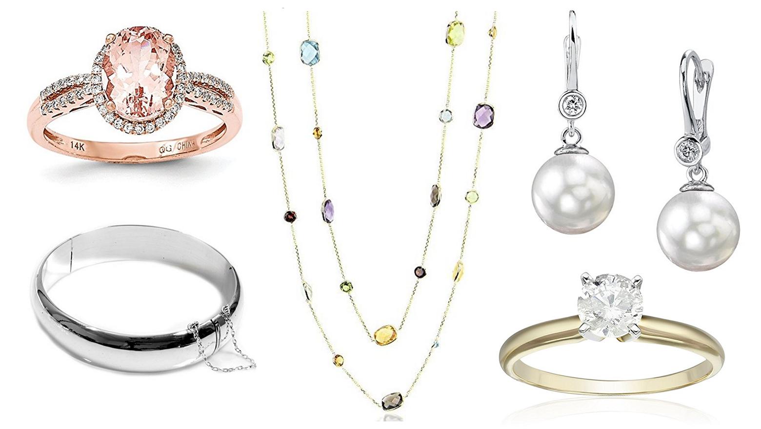 Amazon S Best Cyber Monday Jewelry Deals Heavy Com