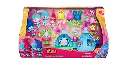 trolls movie toys