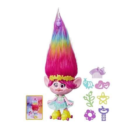 trolls party hair musical doll
