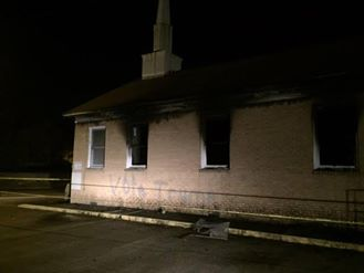 Mississippi, Greenville Hopewell Baptist Church, Hopewell Baptist Church