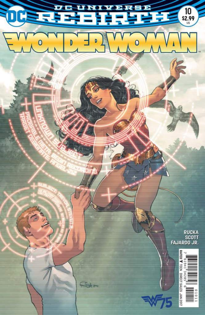 Nicola Scott, Wonder Woman, Wonder woman Year One, DC Comics, New Wonder Woman