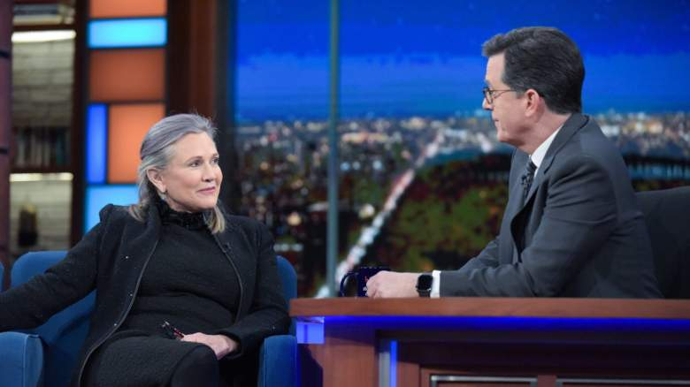 Carrie Fisher interviews, Carrie Fisher talkshows, Carrie Fisher best interviews