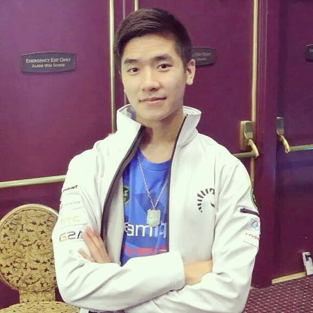 Du Dang was just 16 years old when he started playing 'Street Fighter' professionally. (Facebook/Du Dang)