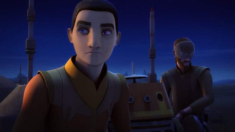 Star Wars Rebels Season 3, Rebels returns, Rebels air dates
