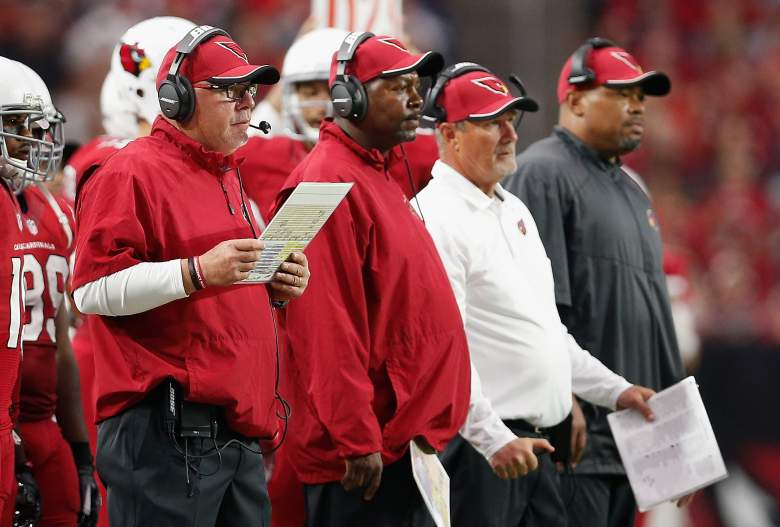 Todd Bowles Bruce Arians