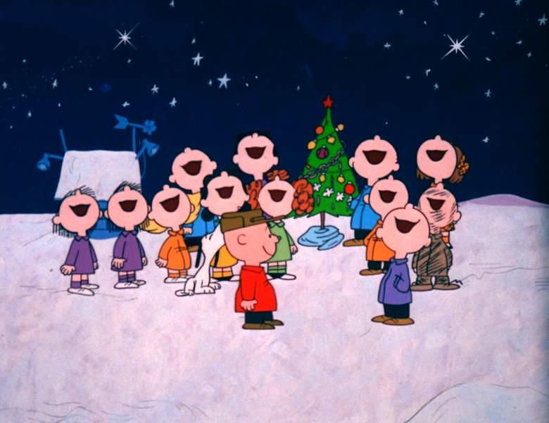 A Charlie Brown Christmas, A Charlie Brown Christmas 2016, When is A Charlie Brown Christmas on