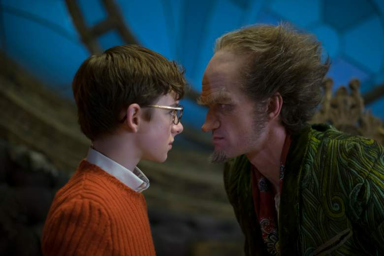 A Series of Unfortunate Events start date, Neil Patrick Harris Count Olaf, Count Olaf actor