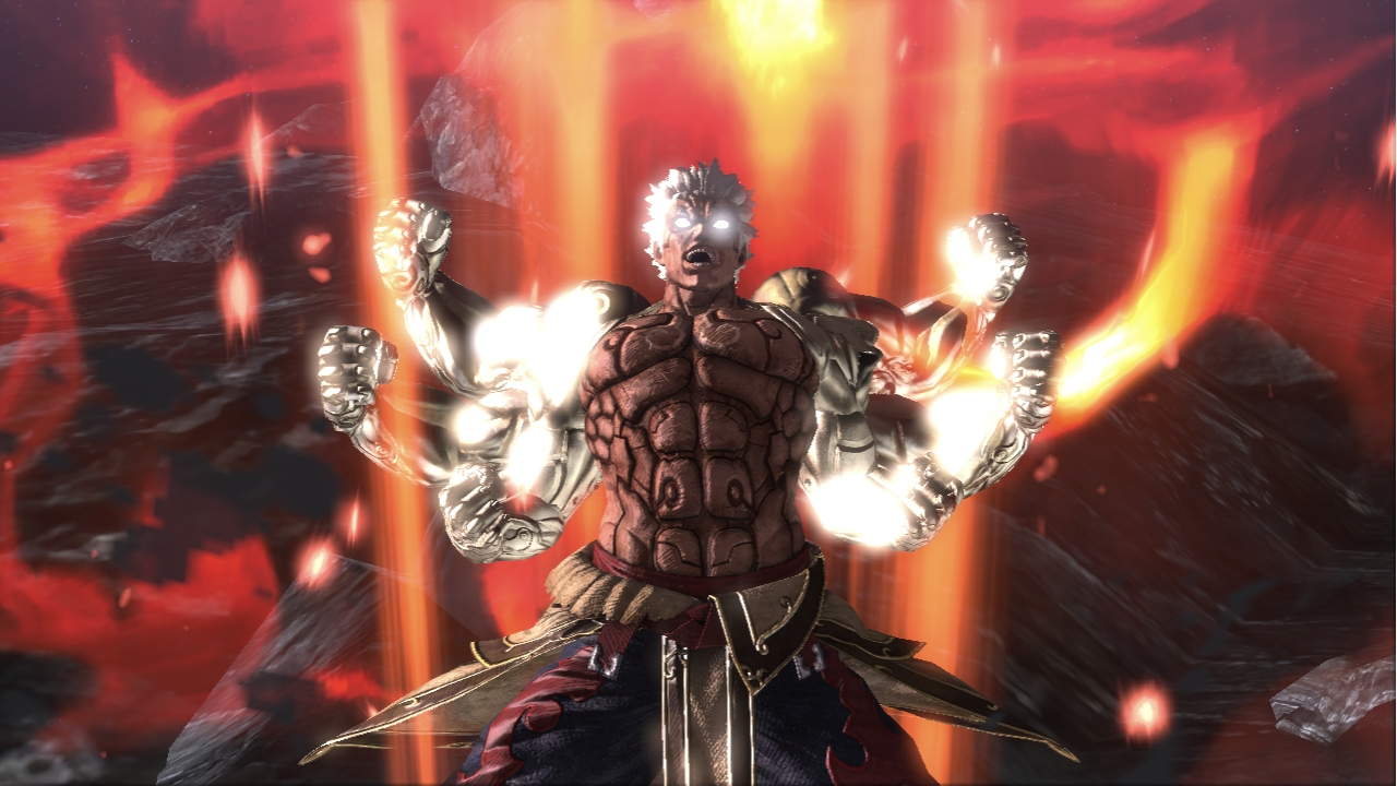 Asura Asura's Wrath