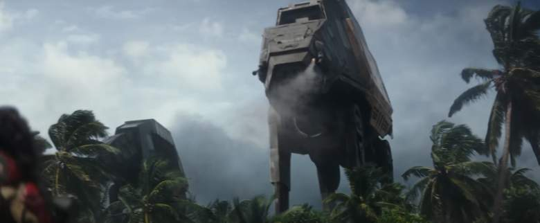 AT-ACT, Rogue One ships, Rogue One technology, Star Wars technology