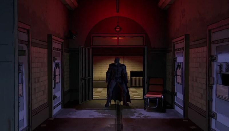 Batman Telltale City of Light