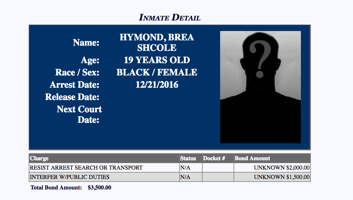 brea hymond, brea hymond fort worth, brea hymond charges