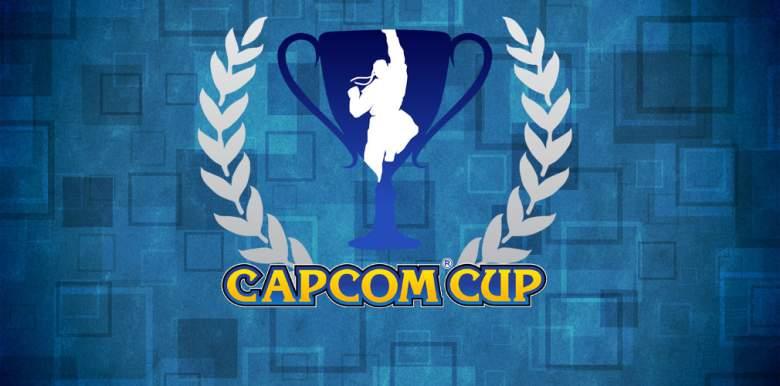CapCom Cup 2016, capcom cup, capcom cup logo