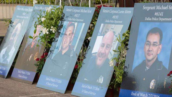 police officers killed 2016, law enforcement officers killed 2016