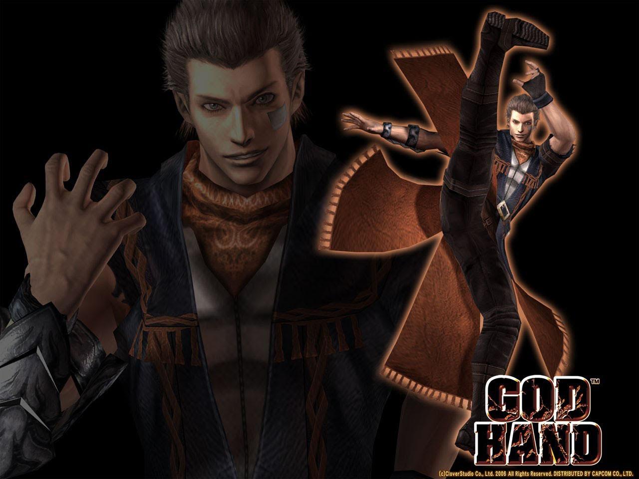 Gene God Hand
