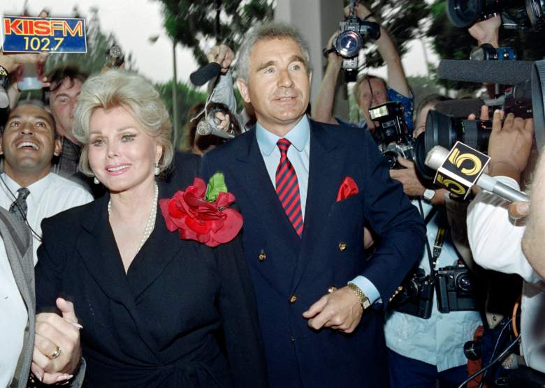 Zsa Zsa Gabor's Husband, Zsa Zsa Gabor Married, Zsa Zsa Gabor and Frédéric Prinz von Anhalt, Who is Zsa Zsa Gabor Married To