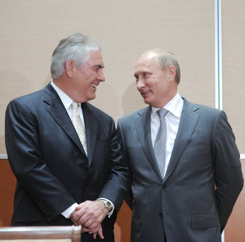 Rex Tillerson Putin, Rex Tillerson Donald Trump, Rex Tillerson Secretary of State