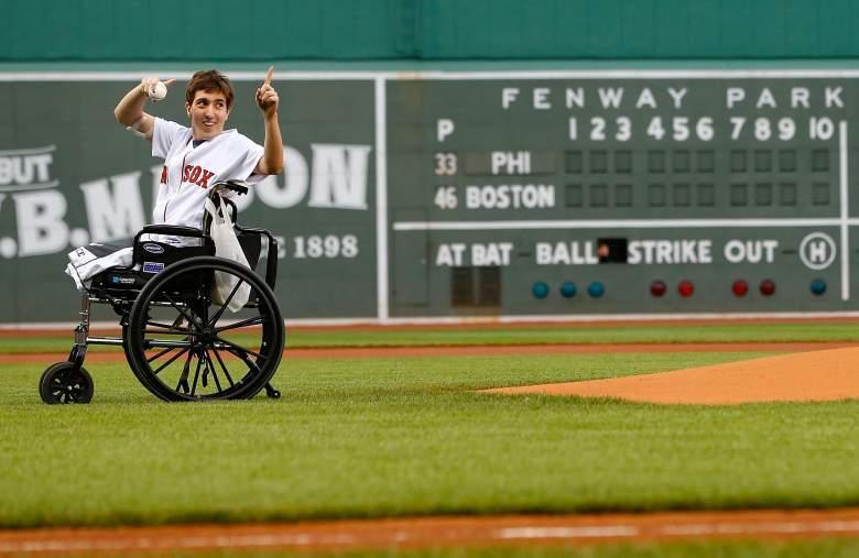 Jeff Bauman, Boston Marathon Bombing victims, Jake Gyllenhaal Boston Marathon movie