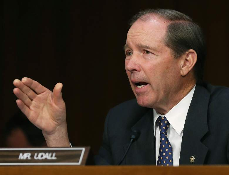 Tom Udall senate foreign relations committee, Tom Udall senator, Tom Udall senate